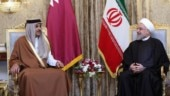 Qatar says de-escalation only solution to solve Iran-US crisis, Rouhani agrees