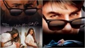 Nick and Priyanka recreated the poster of the 1983 film Risky Business. (Photos: Twitter)