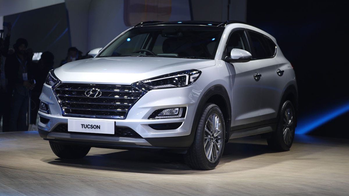Auto Expo 2020: New Hyundai Tucson unveiled - Auto News