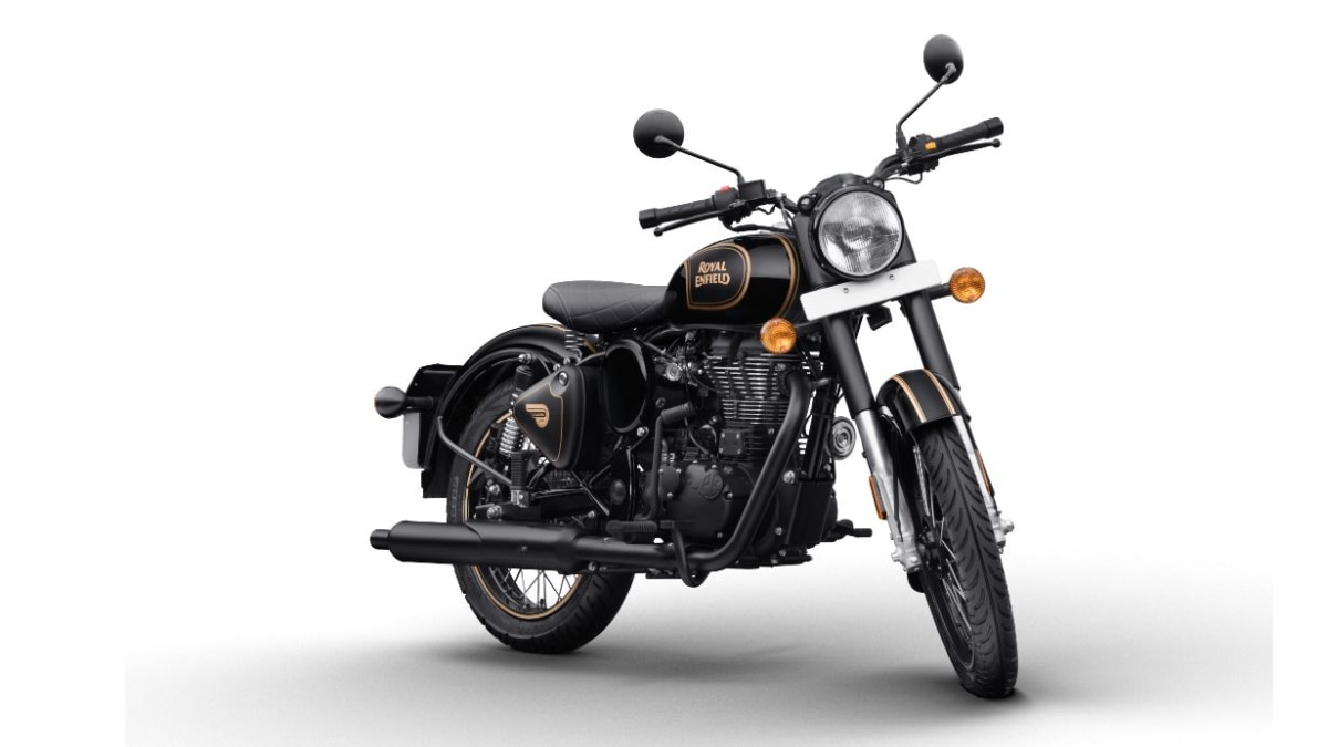 Royal Enfield Classic 500 Tribute Black Limited Edition Launched Online Sale On February 10 Auto News