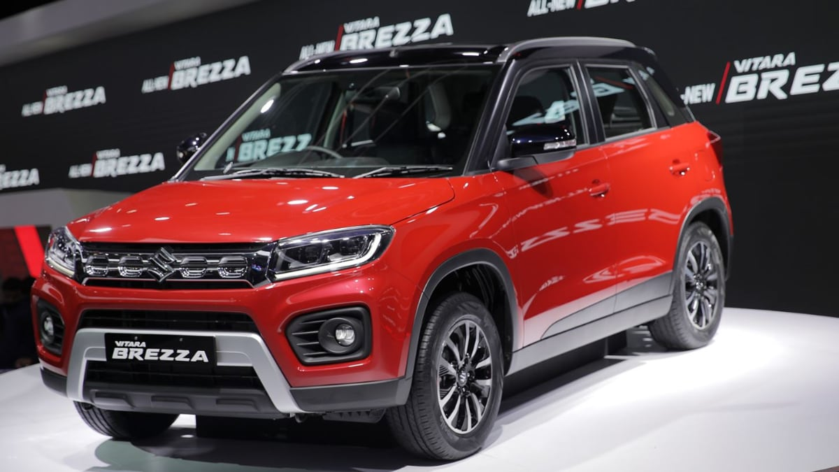 2020 Maruti Suzuki Vitara Brezza Launched In India Price Variants Features Other Details Are Here Auto News