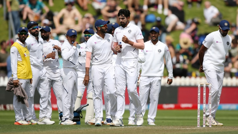 India have their task cut out in Wellington Test vs New Zealand