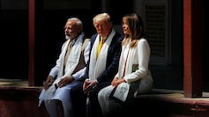 Donald Trump in India: What you missed, in 5 points