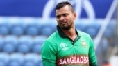 Am I a thief? Mashrafe Mortaza disturbed after reporter asks if he was 'ashamed' of his bowling