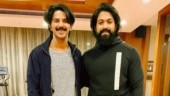 Dulquer Salmaan bumps into Yash at the gym: Touched by your kindness
