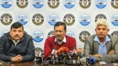 AAP complains EC about 'certain political parties' trying to sabotage polls