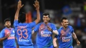 Yuzvendra Chahal, Shreyas Iyer perform 'victory dance' after India seal historic series win over New Zealand