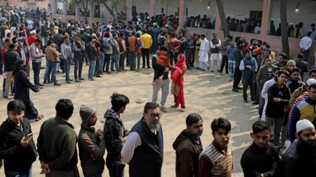Moti Nagar Election Results 2020 Live Updates: AAP's Shiv Charan Goel takes early lead
