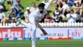 Wellington Test: Ishant Sharma, jet-lagged and sleep deprived, grabs 11th five-wicket haul