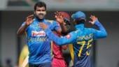 Thisara Perera, Nuwan Pradeep return in Sri Lanka T20I squad for West Indies series