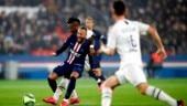 Neymar sent off as shaky Paris St Germain beat Bordeaux in high-scoring thriller
