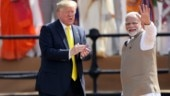 Both PM Narendra Modi and US President Donald Trump put India on top of their speeches