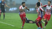 Odisha lose their 3rd consecutive match as Roy Krishna's hat-trick take ATK FC on top of points table