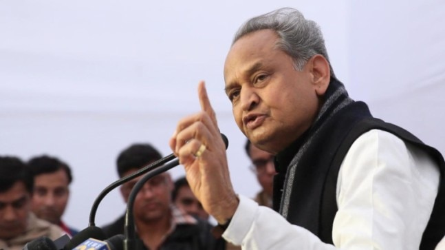 How many of you eat with Dalits? Ashok Gehlot attacks Modi govt over SC/ST reservation