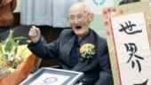 World's oldest man is a 112-year-old Japanese man. His secret to a long life is for all of us