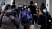 Hundreds of Americans flown home from quarantined Japanese cruise ship, 14 with coronavirus