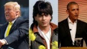 Trump follows Obama to talk Shah Rukh Khan's DDLJ on first India visit