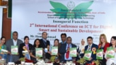 Jamia Hamdard hosts 2nd International Conference on use of ICT for smart and sustainable development