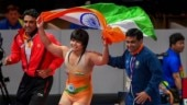 Asian Wrestling Championships: Gold medal for Divya Kakran, Pinki and Sarita Mor