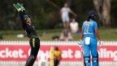 Women's T20I Tri-series final: Smriti Mandhana fifty in vain as Australia beat India