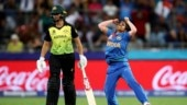 India's saviour in T20 World Cup opener, Poonam Yadav played with plate in her left index finger