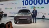 Auto Expo 2020: Maruti Suzuki Futuro-e concept SUV unveiled