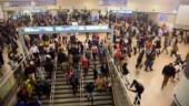 6 detained for raising 'goli maro...' slogan at Rajiv Chowk metro station