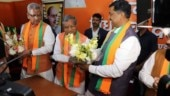 Former CM Babulal Marandi unanimously elected BJP Legislative Party leader in Jharkhand