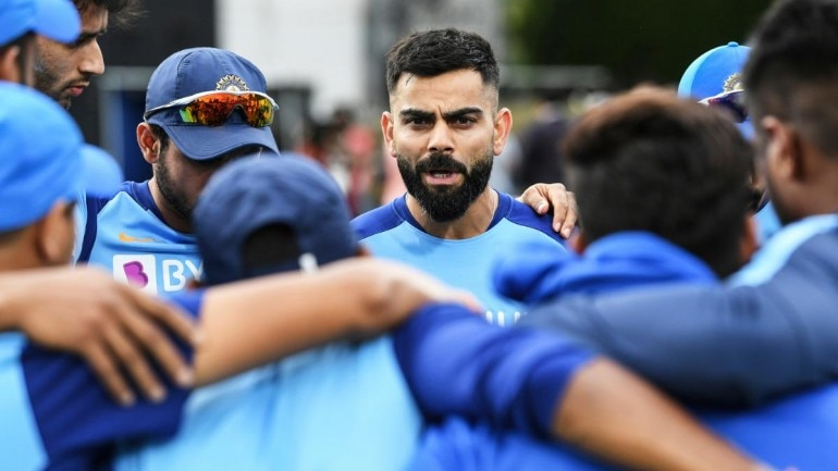 India was fined for slow-over rate in the last 2 T20Is as well against New Zealand. (AP Photo)