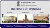 IoEs to invite nobel laureates to campus, develop model villages as part of Unnat Bharat scheme