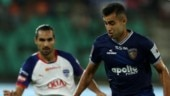 ISL: Misfiring Bengaluru held by ten-man Chennaiyin