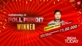 Ghazipur resident Gyasuddin Khan wins Rs 1 lakh in India Today Poll Pundit contest