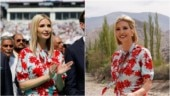 Ivanka Trump repeating India dress is a big thumbs up to sustainable fashion