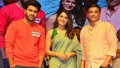 Jaanu: Samantha, Sharwanand and team seek blessings at Tirupati temple