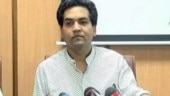 Kapil Mishra participates in peace march at Jantar Mantar
