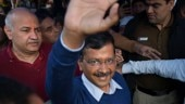 Arvind Kejriwal invites PM Modi for swearing-in ceremony on February 16