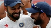 Virat Kohli and his sundar dost: India captain's tweet is viral