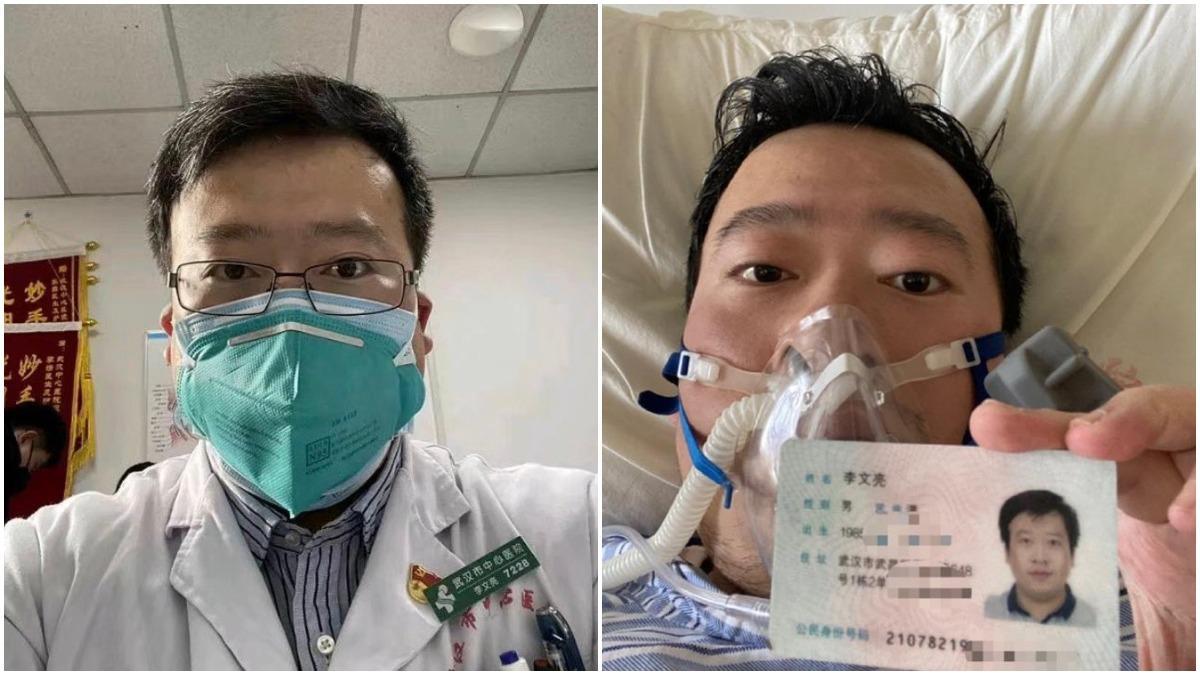 Image result for चीन के जिस डॉक्टर ने सबसे पहले इस बीमारी के बारे में बतलाया उसकी मौत इसी बीमारी से हो गयी