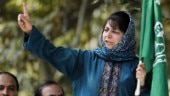 Mehbooba Mufti slapped with PSA for working with separatists, says govt dossier