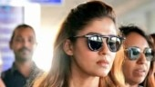 Nayanthara aces airport look as she heads to Thalaivar 168 set. See viral pics