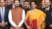 Budget 2020: Nirmala Sitharaman quotes Kashmiri poet, says mera vatan nau jawaanon ke garam khoon jaisa