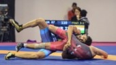 Ashu and Aditya win bronze medals for India at day 2 of Asian Wrestling Championships