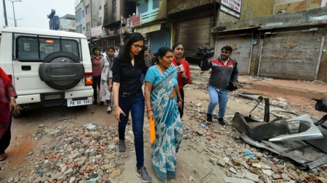 Delhi violence: DCW seeks police report on sexual crimes reported during riots