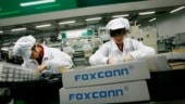 iPhone making Foxconn plant resumes manufacturing in China but only with 10 per cent workforce