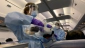 Travelling with coronavirus scare: What to do if you are on a flight