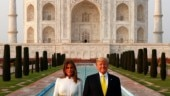 Melania Trump shares video of breathtaking Taj Mahal tour with Donald Trump after India visit. Watch