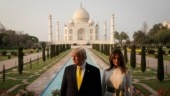 Melania Trump asked about the mud-pack treatment and was amazed: Taj Mahal tour guide