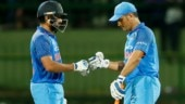 MS Dhoni is the best captain India has seen: Rohit Sharma