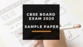 CBSE Board Exam 2020: Check CBSE Class 10 sample papers with marking scheme here