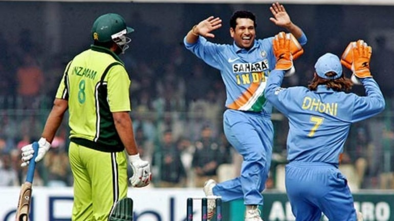 Image result for Inzamam Ul Haq with Sachin